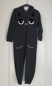 H&M Cat Onesie with Hood